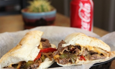 Southwestern Comfort Food at Blue Cactus Grill (Up to 40% Off). Two Options Available.
