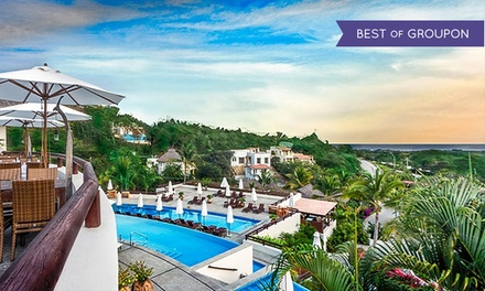 ✈ 4-Night All-Inclusive Grand Sirenis Matlali Hills Resort & Spa Stay w/Air. Price/Person Based on Double Occupancy.