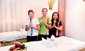 Tao Therapy : Wybrany masaż tajski dla 1 osoby od 89,99 zł w Tao Therapy (do -50%)