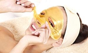 Masque collagène yeux, cou, lèvres et visage