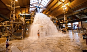 Great Wolf Lodge Water Park Resort in Traverse City at Great Wolf Lodge Traverse City, plus 6.0% Cash Back from Ebates.