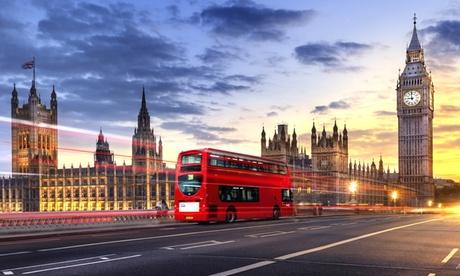 Londres: 1, 2 o 3 noches para hasta 4 con desayuno, crucero, actividades y Westfield VIP Pass en el hotel Royal National
