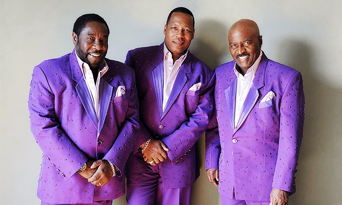 O'Jays and Eric Benet - Arena Theatre: The O'Jays and Eric Benét at Arena Theatre on Friday, March 27 (Up to 49% Off)