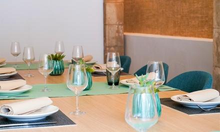 Menú para 2 o 4 con entrante, principal, bebida y postre en Restaurante Espira de Foc (hasta 63% de descuento)