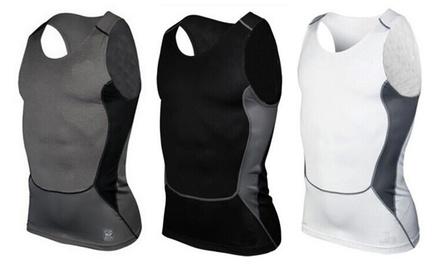 Lauf-/Fitnesshirt in Schwarz, Weiß oder Grau