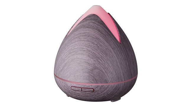 $39 for a PureSpa Ultrasonic Diffuser with a Three Pack of Essential Oils (Dont Pay $129); In Choice of Four Designs