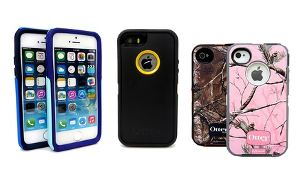 OtterBox Commuter or Defender Series Case for iPhone 4/4s, 5/5s, or 5c from $14.99–$19.99
