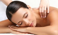$49 1-Hour Facial + Massage Package or $69 with Mini Manicure at B-Pampered Massage & Beauty Therapy (Up to $139 Value)