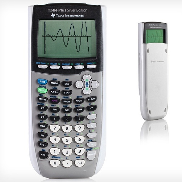 Texas Instruments Ti 84 Calculator Groupon