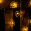 Winsome House Decorative LED String Lights