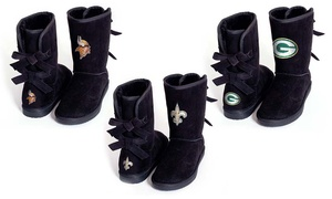 NFL Women's NFC North and South Patron Boots