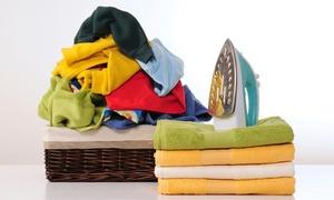 מכבסת אור: גיהוץ 3 פריטים לבחירה או ניקוי יבש של מכנס או חצאית ב-10 ₪ בלבד. תקף גם בשישי