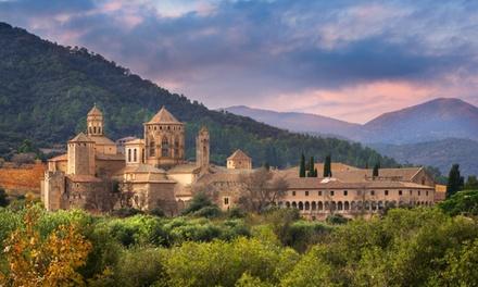 Espluga de Francolí: estancia para 2 o hasta 4 personas con desayuno y visita a bodegas en Villa Engracia