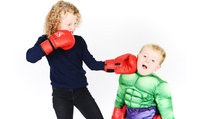 Superhero, Princess or Fairy Photoshoot with Five Prints at Alex Styles Photography (93% Off)