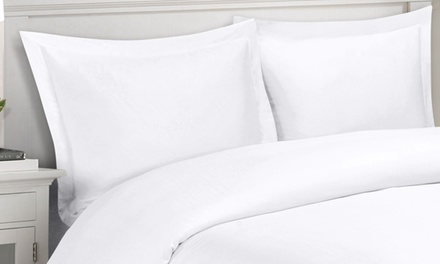 180TC Hotel Duvet Sets with Pillowcases in Choice of Size or Four Oxford Pillowcases