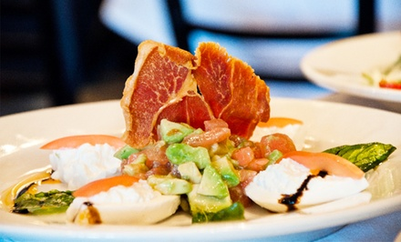 $59 for a 3-Course Italian Dinner for Two at Da Noi ($134 Value). Reservation Through Groupon Required.