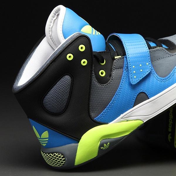 189 zł zamiast 399 zł: męskie buty Adidas Roundhouse Mid – 10 rozmiarów