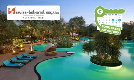 Nusa Dua: Pool View Room for Two with Breakfast, and Food and Spa Discount at SwissBelhotel Segara