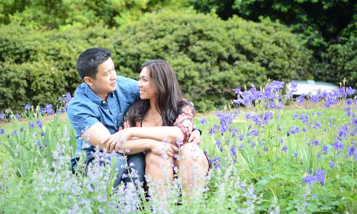 Meghan St Pierre Photography - Piedmont Triad: 60-Minute Outdoor Photo Shoot with Retouched Digital Images from Meghan St Pierre Photography (71% Off)