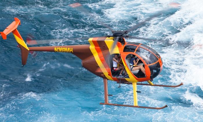 Magnum Helicopters Honolulu Honolulu Hi Groupon