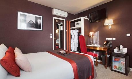 París: Habitación doble clásica con opción a desayuno en el hotel Trianon Rive Gauche 4* para 2 personas