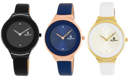 Horloge Santa Rosa van Burgmeister voor vrouwen