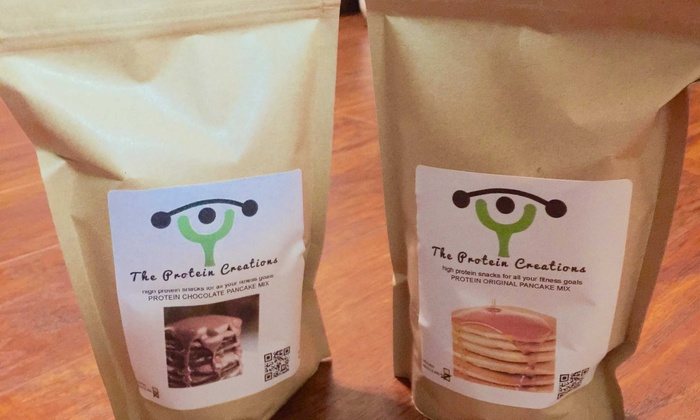 The Protein Creations - Atlanta: Two Snacks and Drinks at The Protein Creations (44% Off)