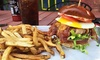 Diez Y Ocho - West Side: Burgers and Chicken Wings, Valid Monday–Thursday at Diez Y Ocho (40% Off)