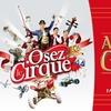 Tournée Est Cirque Gruss