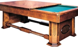 Triangle Billiards and Barstools: $125 for $250 Groupon — Triangle Billiards and Barstools