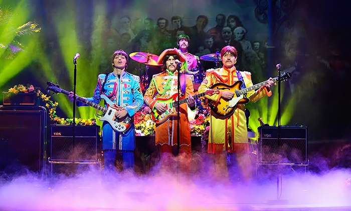 Let It Be: A Celebration of the Beatles - Southern Alberta Jubilee Auditorium: Let It Be: A Celebration of The Beatles at Southern Alberta Jubilee Auditorium on Saturday, March 14 (Up to 40% Off)