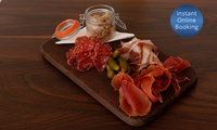 Cheese or Charcuterie Board with Bottle of Wine for Two ($49) or Four People ($99) at Bistro Felix (Up to $144 Value)