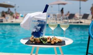 Proa Club: Acceso a piscina y solárium con bebidas incluidas o a zona VIP nocturna con botellas desde 8 € en Proa Club