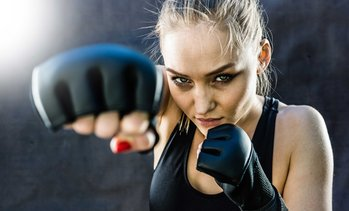 Up to 77% Off Boxing or Kickboxing at Champion Boxing Fitness
