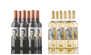 Drinkzz.be: Spaans wijnpakket naar keuze met 6 of 12 flessen bij Drinkzz