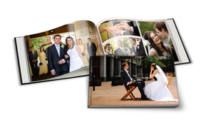 PIX 24: Two A5 Hard Cover Photobooks for R299 with PIX 24 (57% Off)