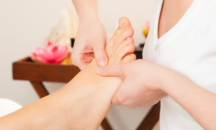 Cascade Spa - San Diego: Ionic-Detox and Reflexology, Hot-Steam Foot-Sauna, or Cascade Lily Package at Cascade Spa (Up to 52% Off)