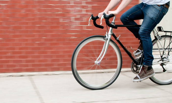 Cyclepath - Chaplin Estates: C$24 for a Full Bike Tune-up at Cyclepath (C$59.95 Value)