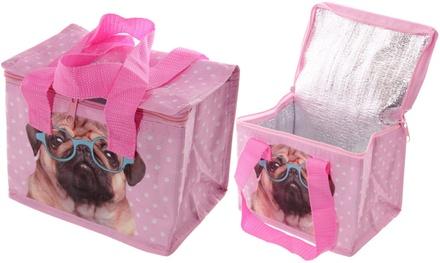 Pug Lunch Bag