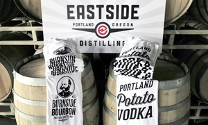 Premium Tasting Package for Two or Four at Eastside Distilling (Up to 61% Off)