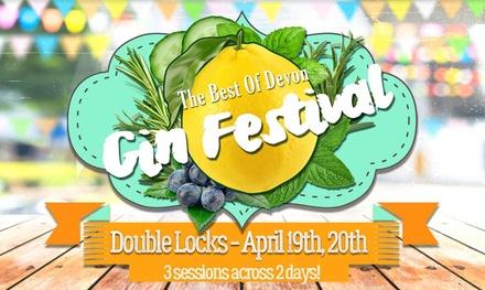 Best Of Devon Gin Festival