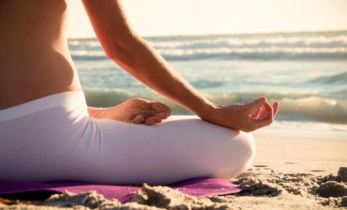 Sylt: 5 o. 8 Tage Yoga- od. Surf-Urlaub mit Frühstück und Yoga od. Surf-Kurs für 1 od. 2 Pers. bei meermoment surf&yoga