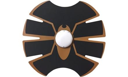Electroestimulador Trainer Pad con 15 niveles de intensidad y varios modos de entrenamiento
