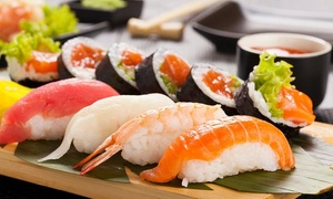 Feast Sushi - Cucina italiana e giapponese: All you can eat italiano e giapponese da Feast Sushi - Cucina italiana e giapponese, Acilia (sconto fino a 45%)