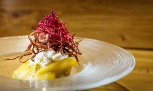 Tira & Molla: Menu romano con dolce e calice di vino per 2 persone al ristorante Tira & Molla (sconto fino a 73%)