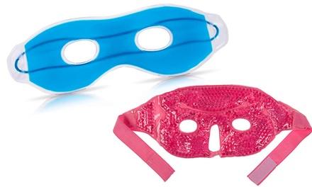 1 o 2 máscaras de relajación facial
