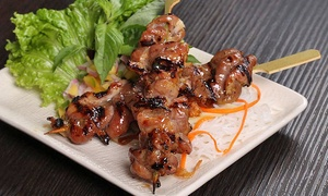 Three Seasons: $25 for $40 Worth of Contemporary Vietnamese Dinner Cuisine for Two or More at Three Seasons