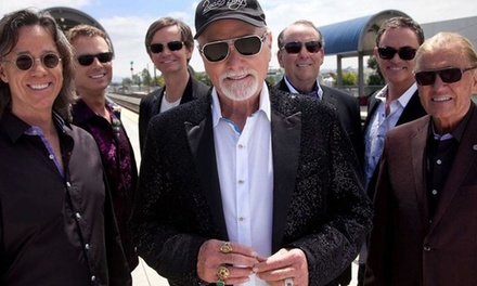 The Beach Boys on August 9 at 6 p.m.