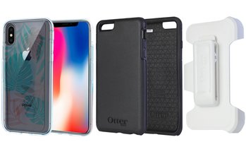 OtterBox Cases for iPhone 5, 6s, 6 Plus 7, 8, X, Xs