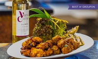 International Buffet Dinner for One, Two or Four at The Venue Cuisine (23% Off)